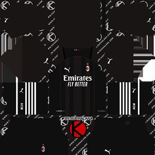 ac milan gk away kit 2021-22