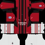 AC Milan DLS Kits 2022
