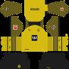 Borussia Dortmund DLS Kits 2022