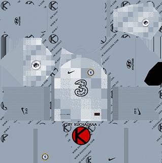 chelsea gk home kit 2021-22