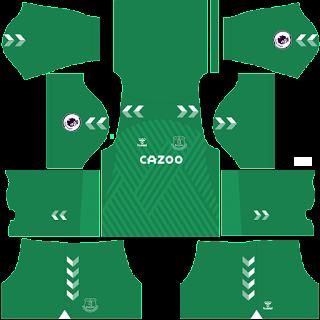 everton gk away kit 2022