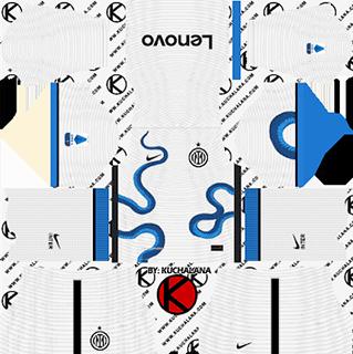 inter milan away kit 2021-22