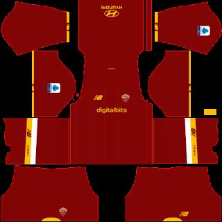 AS Roma DLS Kits 2022