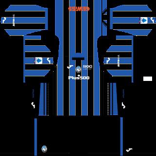 Atalanta BC DLS Kits 2022