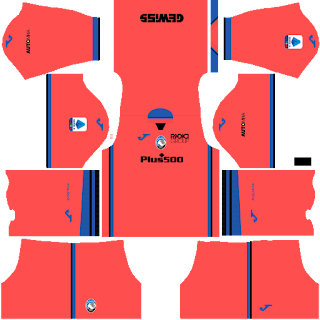 Atalanta third kit 2022