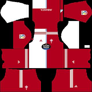 Celta Vigo away kit 2022
