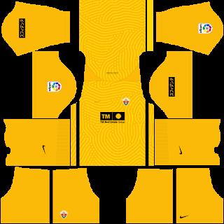 Elche gk third kit 2022