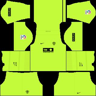 Elche third kit 2022