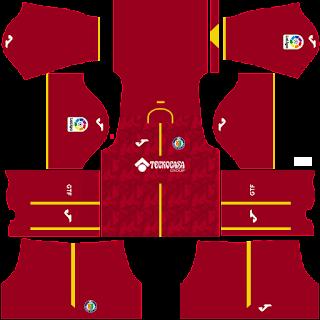 Getafe away kit 2022