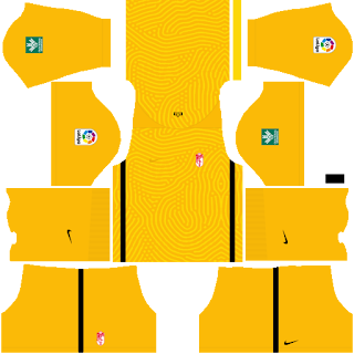 Granada gk third kit 2022