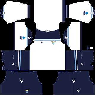 Lazio away kit 2022