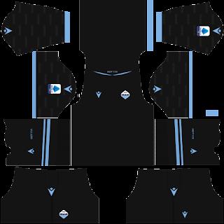 Lazio third kit 2022