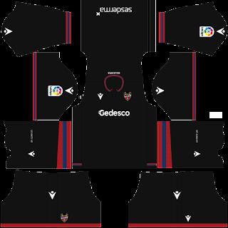 Levante away kit 2022