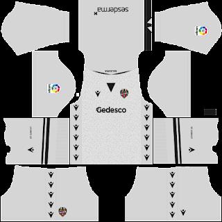 Levante gk away kit 2022