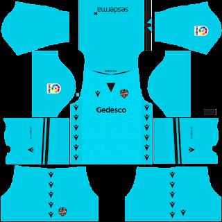 Levante gk third kit 2022