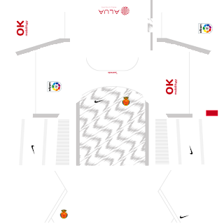 Mallorca away kit 2022