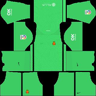 Mallorca gk home kit 2022
