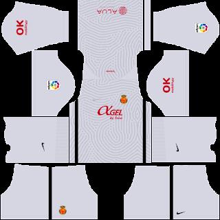 Mallorca gk third kit 2022