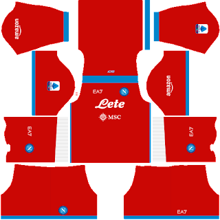 Napoli third kit 2022
