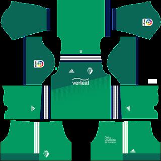 Osasuna away kit 2022