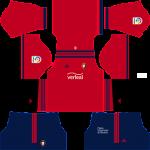 CA Osasuna DLS Kits 2022