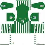 Real Betis DLS Kits 2022