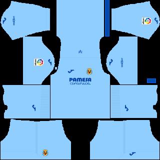 Villarreal gk home kit 2022