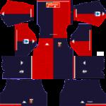 Genoa FC DLS Kits 2022