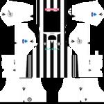 Udinese Calcio DLS Kits 2022